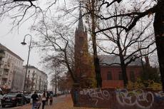 Die Magdalenenkirche in Berlin-Neukölln
